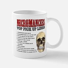 Necromancer Pick Up Lines Mug