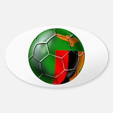 Zambia Football Decal