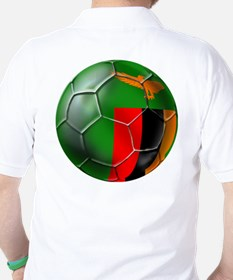 Zambia Football T-Shirt