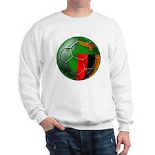 Zambia Football Sweatshirt
