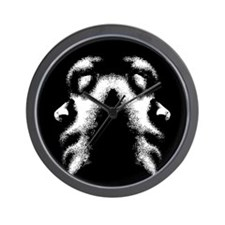 MirroredFaces.png Wall Clock