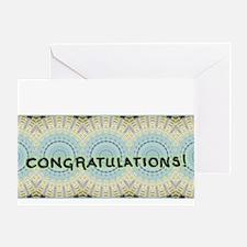 Greeting Card Congratulations 1