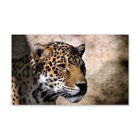 Jaguar 3 22x14 Wall Peel