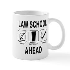 Law School Ahead 2 Mug