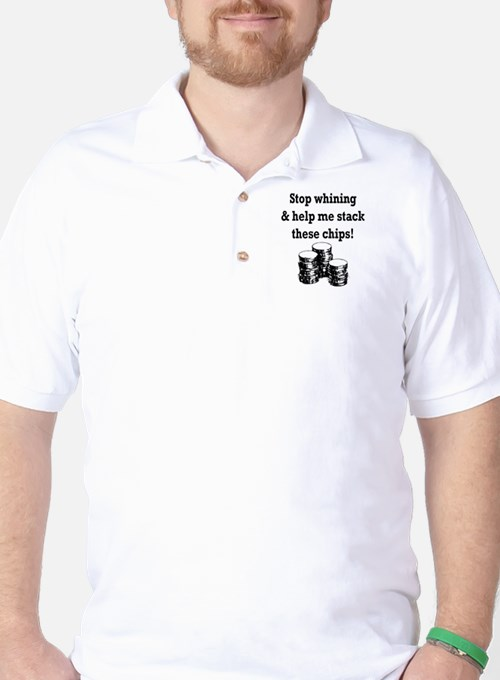 Stop whining & help me stack T-Shirt