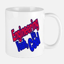 Engineering is Cool (Red) Mug
