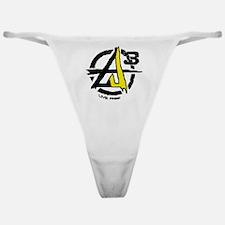 AGORIST Logo Classic Thong