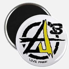 """AGORIST Logo 2.25"""" Magnet (10 pack)"""