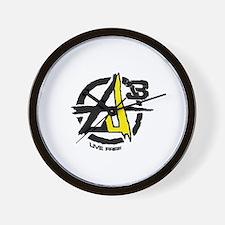 AGORIST Logo Wall Clock