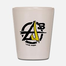 AGORIST Logo Shot Glass