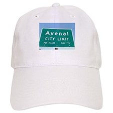 Avenal City Limit Baseball Cap