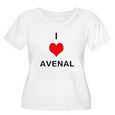 I Heart Avenal T-Shirt