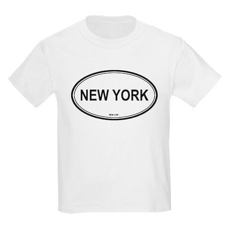 New York (New York) Kids T-Shirt