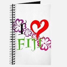I heart Fiji Journal