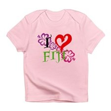 I heart Fiji Infant T-Shirt