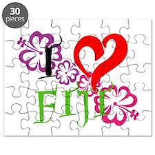 I heart Fiji Puzzle