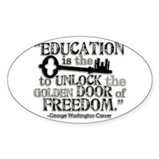 Education Quote Decal