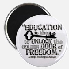 Education Quote Magnet