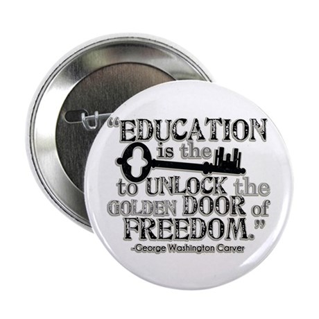"Education Quote 2.25"" Button"