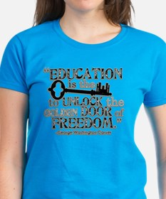 Education Quote Tee