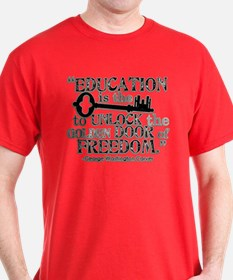 Education Quote T-Shirt