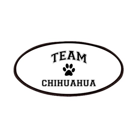 Team Chihuahua Patches