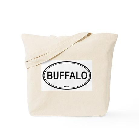 Buffalo (New York) Tote Bag