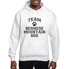 Team Bernese Mountain Dog Hoodie Sweatshirt