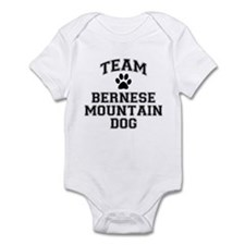 Team Bernese Mountain Dog Infant Bodysuit
