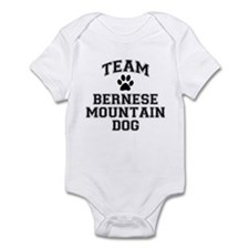 Team Bernese Mountain Dog Onesie