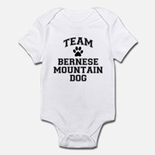 Team Bernese Mountain Dog Onesie
