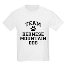 Team Bernese Mountain Dog T-Shirt