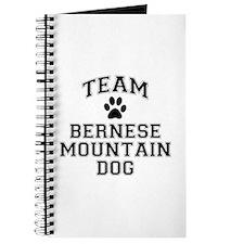 Team Bernese Mountain Dog Journal