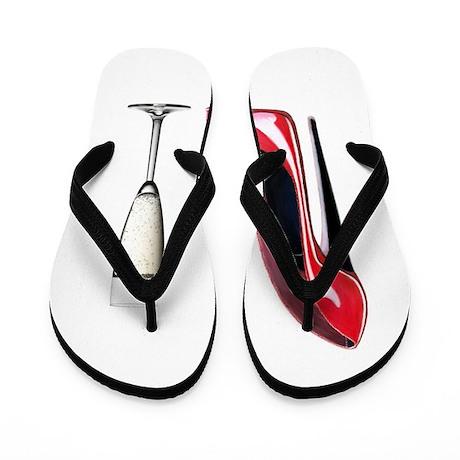 black heel red stiletto and champagne glass.jpg Fl