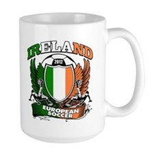 Republic of Ireland Football 2012 Mug