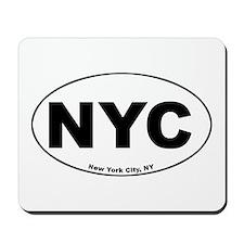 New York City (NYC) Mousepad