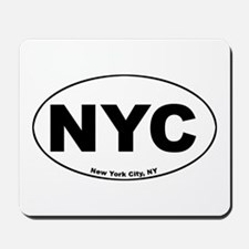 New York City (NYC) Mousepad