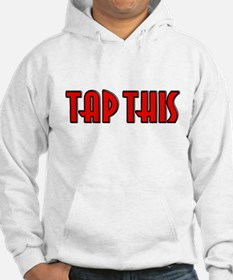 TAP THIS (Red) Hoodie