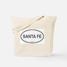 Santa Fe (New Mexico) Tote Bag