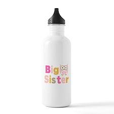 Big Sister Owl T Water Bottle