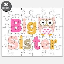 Big Sister Owl T Puzzle
