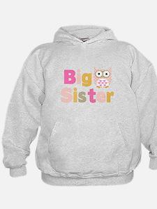 Big Sister Owl T Hoodie
