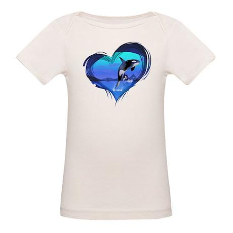 Orca Organic Baby T-Shirt