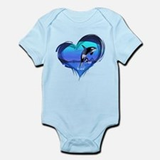 Orca Infant Bodysuit