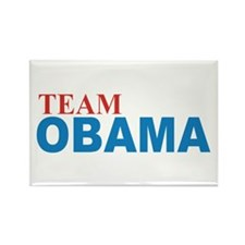 Team OBAMA 2012 Rectangle Magnet
