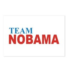 Team NOBAMA 2012 Postcards (Package of 8)