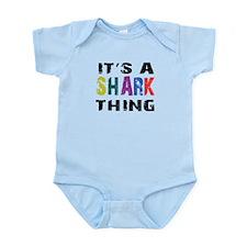 Shark THING Infant Bodysuit