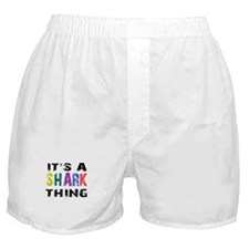 Shark THING Boxer Shorts