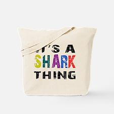 Shark THING Tote Bag