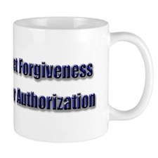 Prior Authorization Mug